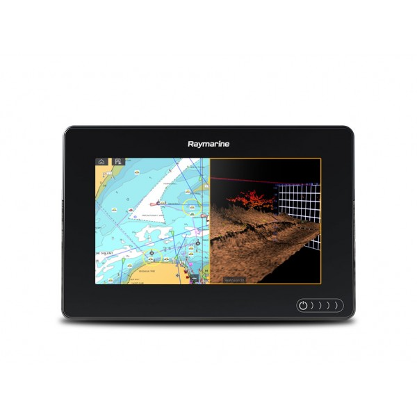 "AXIOM 7 Display Multifunzione 7"" a colori WiFi e Touch (NO cartografia)"
