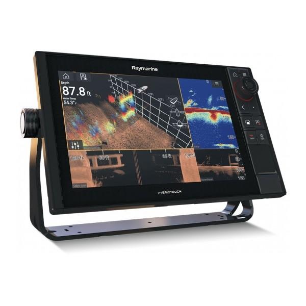 """AXIOM 12 Pro RVX Display Multifunzione 12"""" a colori WiFi HybridTouch con CHIRP 1kW/Down/Side/RealVision 3D in tegrati (Navionics+SMALL Download)"""