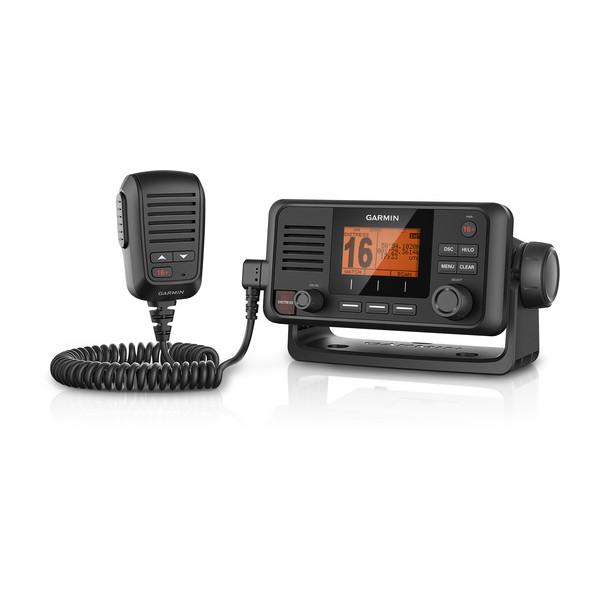 VHF 210i, Ricevitore DSC in tegrato