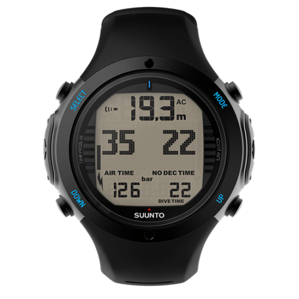 Computer Suunto D6I Novo Black with Usb