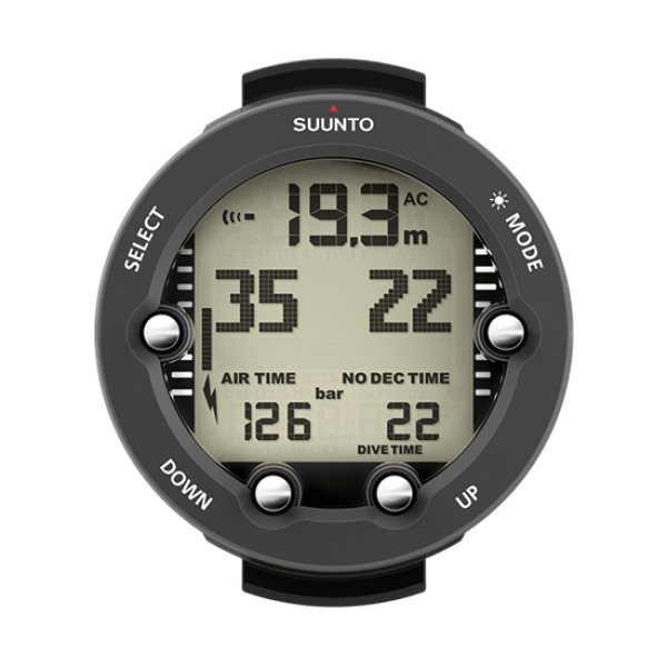 Computer Suunto Vyper Novo Graphite With Boot and Usb