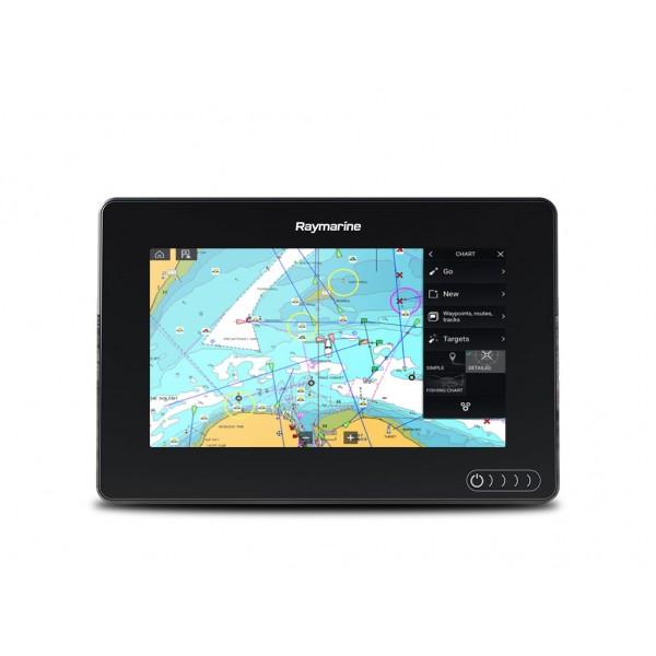 Display Multifunzione Raymarine AXIOM 7 CHARTPLOTTER con cartografia