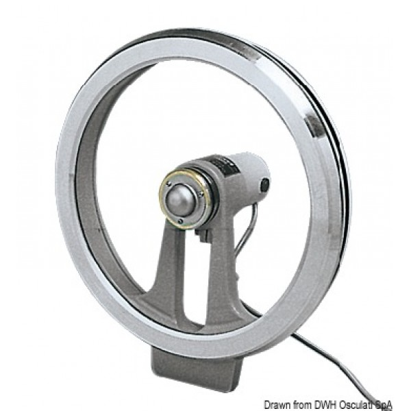 Chiarovisore 12 V luce netta 300 mm