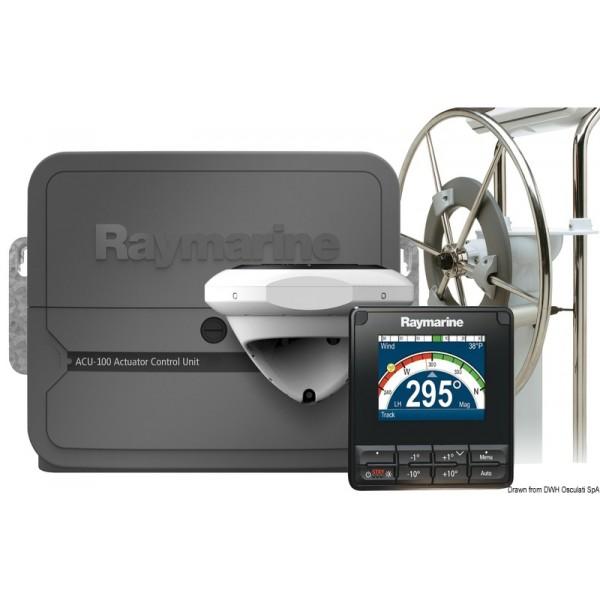 Autopilota a ruota Raymarine EV-100 Wheel
