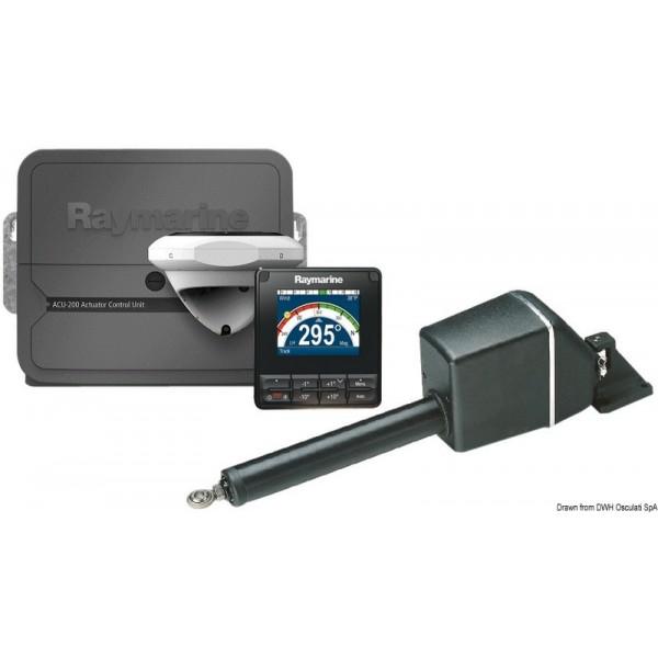 Autopilota Raymarine EV-200 linear pack
