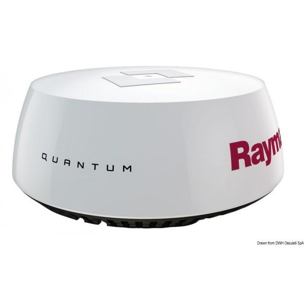 Antenna Raymarine Quantum con cavo 10 m
